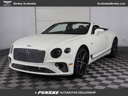 bentley continental gt v8 first edition