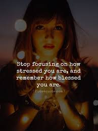 positive attitude quotes you are blessed foto quote
