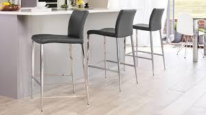 elise black bar stools danetti