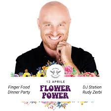 EVENTO FLOWER POWER CON RUDY ZERBI - Fourghetti