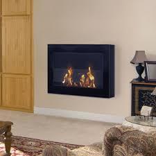soho wall mounted bio ethanol fireplace