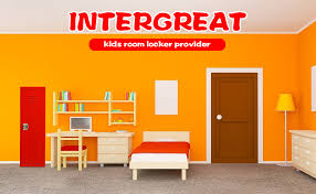 Amazon Com Locker For Kids Metal Locker For Bedroom Kids Room Steel Storage Lockers For Toys Clothes Sports Gear 49 Inch Red Office Products