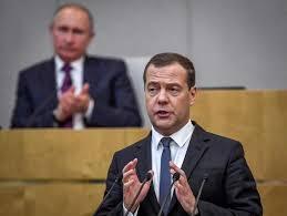 Dmitry Medvedev secures new mandate as Russian prime minister | Arab News