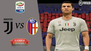 Match Bologna vs Juventus | League Serie A 2020