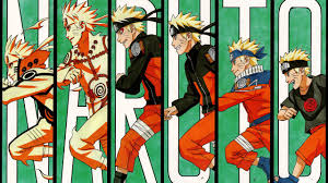 2560x1440 Naruto Evolution, anime YouTube Channel Cover