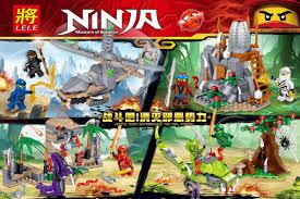 Lele 31178 (NOT Lego Ninjago Movie Ninja ) Xếp hình Đại Chiến ...