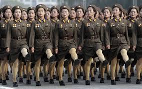 صور بنات لابسات لباس عسكري الم حيط