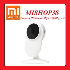 Camera giám sát IP Xiaomi Mijia SXJ02LM Gen 2 Full HD 1080P - Góc nhìn 130  độ, Hồng ngoại ban đêm, giá chỉ 489,000đ! Mua ngay kẻo hết!