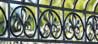 How To Install An Ornamental Iron Fence Doityourself Com