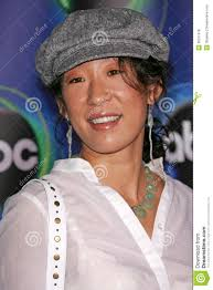 Sandra Oh editorial stock photo. Image of abby, west - 30011918