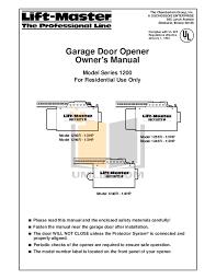 garage door openers craftsman