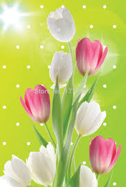tulip flower wallpaper 1m2972i 474 44