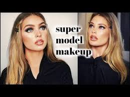 doutzen kroes 90s supermodel makeup