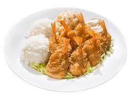 fried shrimp l l hawaiian barbecue