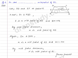 Defensive Test Answers Class 9 Math Book Pdf Download