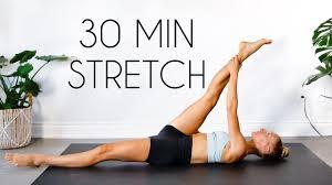 beginner flexibility routine stretches