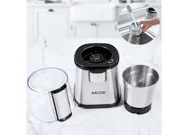 MÁY XAY HẠT CAFE AICOK CG9100