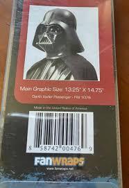 Star Wars Stormtrooper Window Graphic Fan Wraps 12 X 14 Passenger Series For Sale Online Ebay