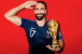Adil Rami sprayed fire extinguisher on French team - sports
