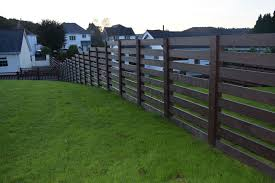 Recycled Plastic Fencing And Gates Second Life Recycled Products