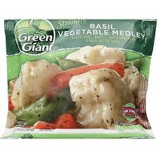green giant steamers vegetable medley