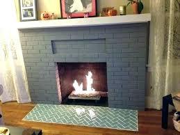 paint fireplace ideas mysbla info