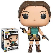Funko Pop Games Tomb Raider Lara Croft Action Figure Active Powersports