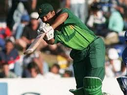 Pakistani Cricket Players Wallpaper: Ijaz Ahmed