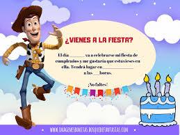 Invitaciones De Toy Story Cumpleanos Y Fiestas Infantiles