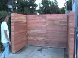 Gate Designs Wooden Driveway Gate Designs