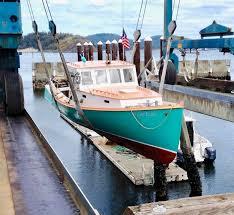 Flying Eagle, Maine Lobster Boat ...