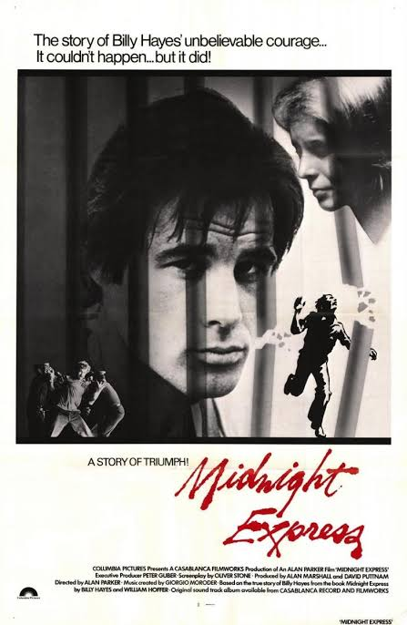"Resultado de imagen para midnight express 1978"""