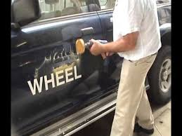 Whizzy Wheel The Most Effective Decal Remover On The Market