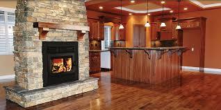 2 sided wood fireplace fireplace