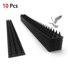 10pcs Repellent Practical Deterrent Anti Theft Fencing Garden Fence Wall Spikes Cat Anti Bird Thorn Intruder Protection Security Aliexpress