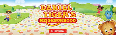Roommates Daniel Tiger Peel And Stick Giant Wall Decals Amazon Com