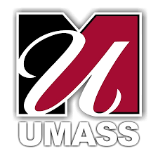 Umass Massachusetts Minutemen F Die Cut Decal 4 Sizes