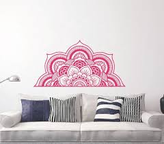 Half Mandala Wall Decal Soulshyne Products