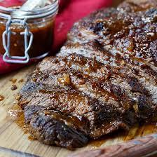 oven barbecued beef brisket y