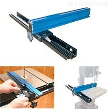 Kreg Precision Band Saw Adjustable Strong Rigid Bandsaw Fence Kms7200 New 647096524159 Ebay