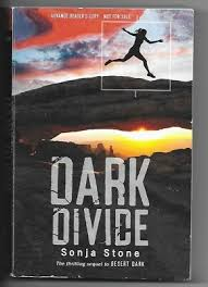 DARK DIVIDE BY SONJA STONE ADVANCE READER'S COPY UNCORRECTED PROOF HOLIDAY  HOUSE   eBay