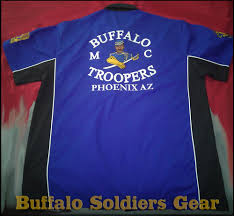 buffalo solrs gear racing shirt