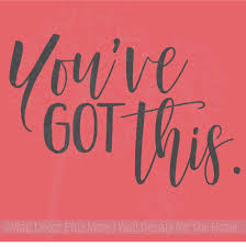 You Ve Got This Motivational Wall Art Stickers Vinyl Letters Decals Quotes
