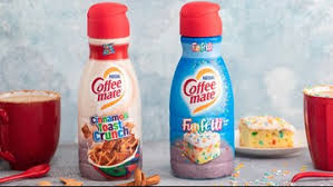 coffee mate reveals cinnamon toast