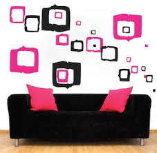 Rocky Squares Wall Decals Vinyl Wall Decals From Trendy Wall Designs