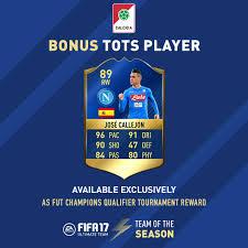 FIFA 17 Serie A TOTS - FUT Calcio A Team of the Season