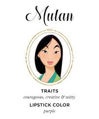 mulan this is the lipstick you should