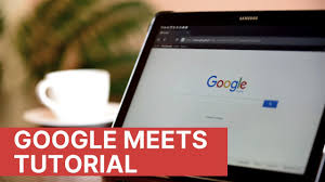 Google Meet Tutorial - YouTube
