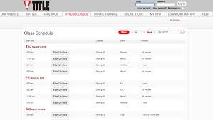 schedule widget in mvc asp net