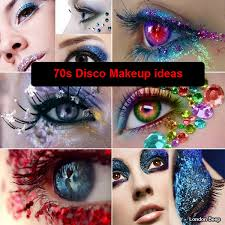 70s disco makeup ideas tips 2020 uk